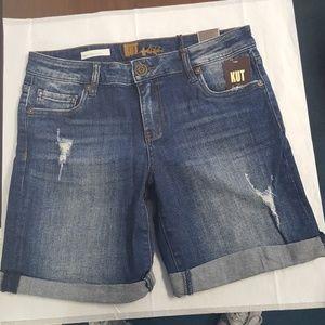 KUT, Boyfriend Shorts